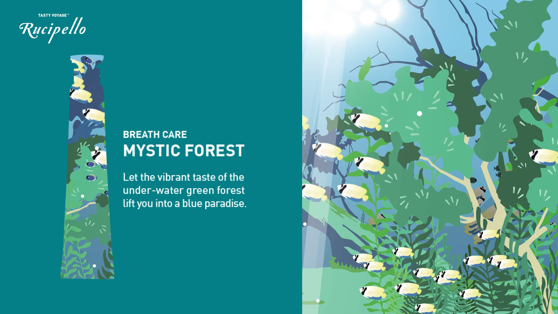 MYSTIC FOREST MOVIE